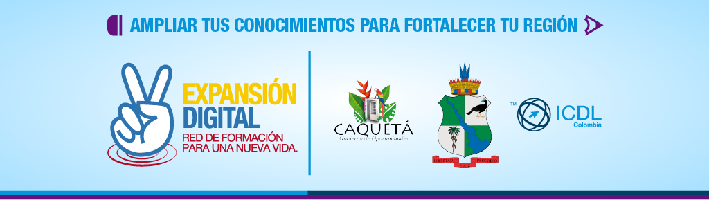 Gran alianza con ICDL Colombia y la Gobernación del Caquetá promueve la formación de competencias TIC en el departamento.
