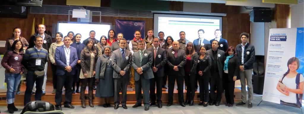 """Grandes experiencias educativas en el evento """"Tendencias TIC"""" organizado por ICDL Colombia"""