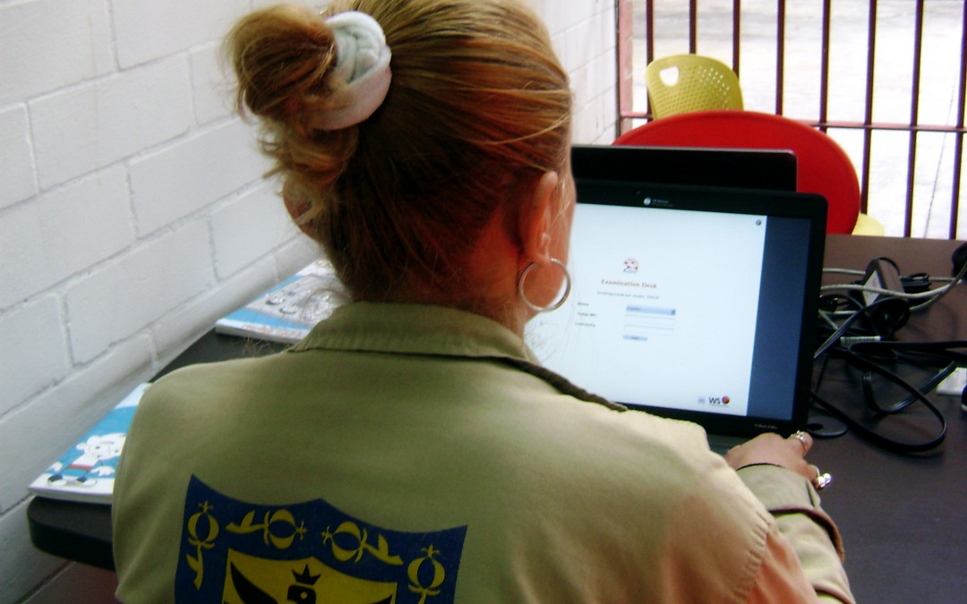 Gran logro de mujeres de la Cárcel Distrital de Bogotá al certificar sus competencias en +Teletrabajo