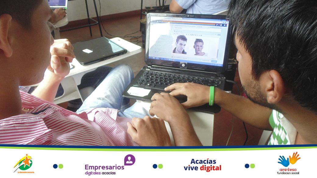 Más de 100 empresarios y emprendedores del Meta certificaron internacionalmente sus competencias TIC como Ciudadanos Digitales.