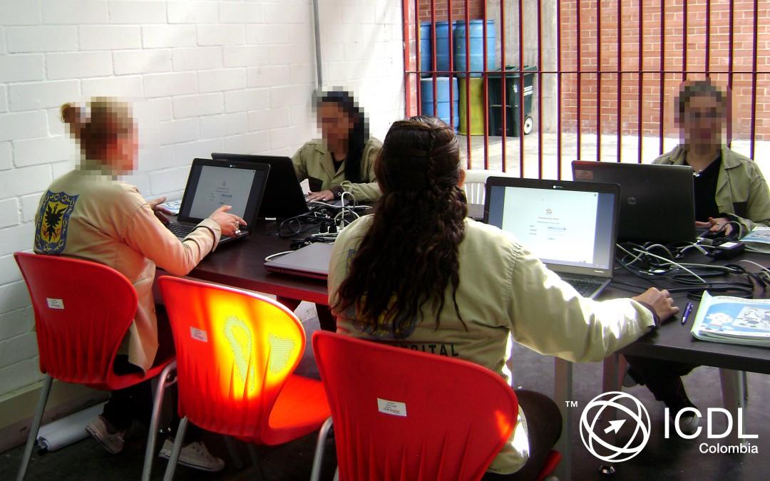 Personas privadas de la libertad en Tunja se beneficiarán de programa de formación en el perfil ICDL de + Teletrabajo