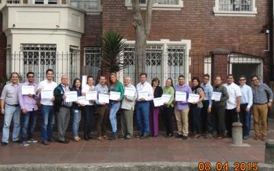 1.000 instructores del SENA se formaron y certificaron bajo el estándar internacional ICDL