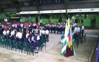 Más de 3.500 personas del departamento del Caquetá, se beneficiaron de la gran alianza de la Gobernación e ICDL Colombia al formar sus competencias TIC