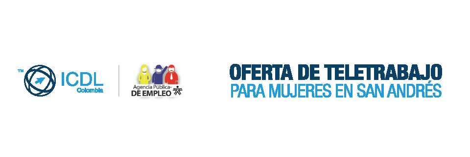 Oferta de teletrabajo para mujeres en San Andrés