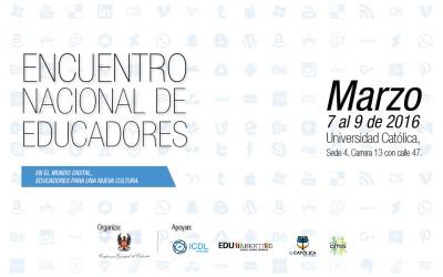 Encuentro Nacional de Educadores para el 2020