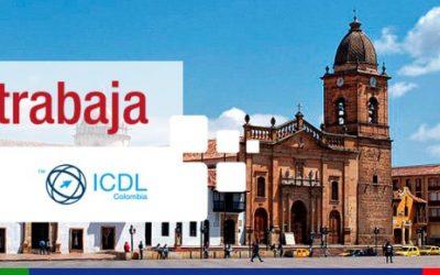200 tunjanos obtuvieron la Certificación Internacional ICDL en el Perfil +Teletrabajo
