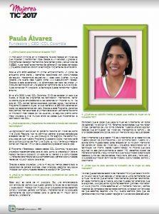 Paula Mujer TIC 2017 Artículo