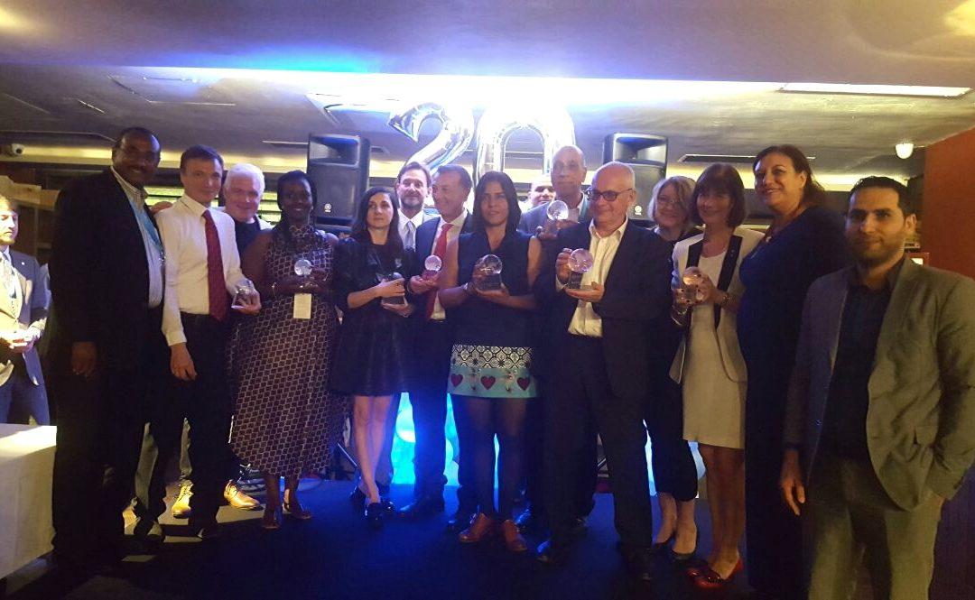 ICDL Colombia recibe el Premio BEST PRACTICE AWARDS 2017