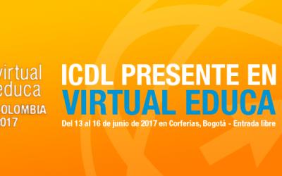 ¡Nos vemos en Virtual Educa 2017!