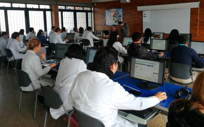 Colegios colombianos le apuestan a las competencias digitales