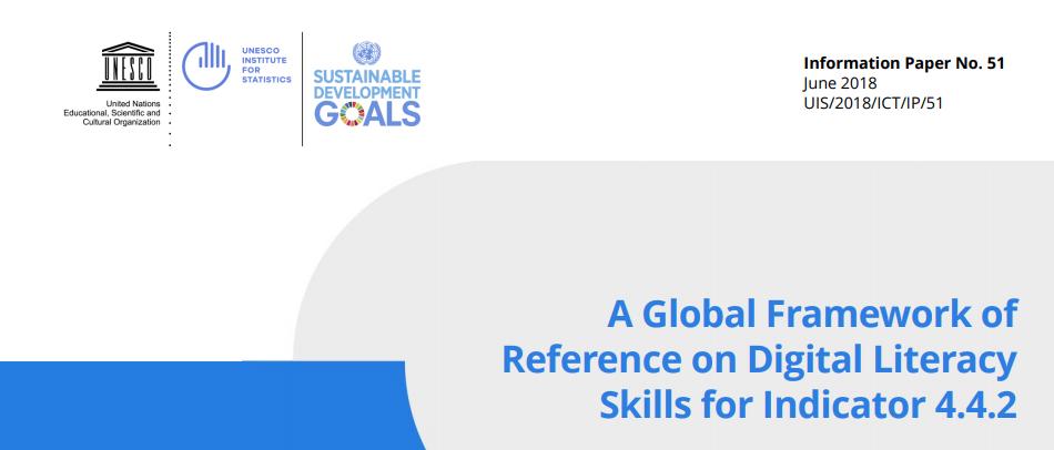 ICDL es destacada por la UNESCO como marco internacional en competencias digitales