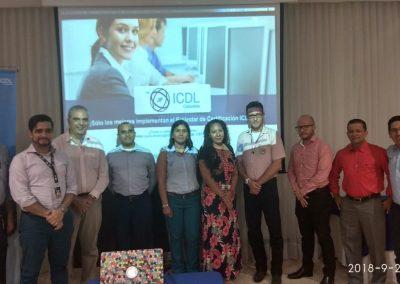 ICDL en Barranquilla