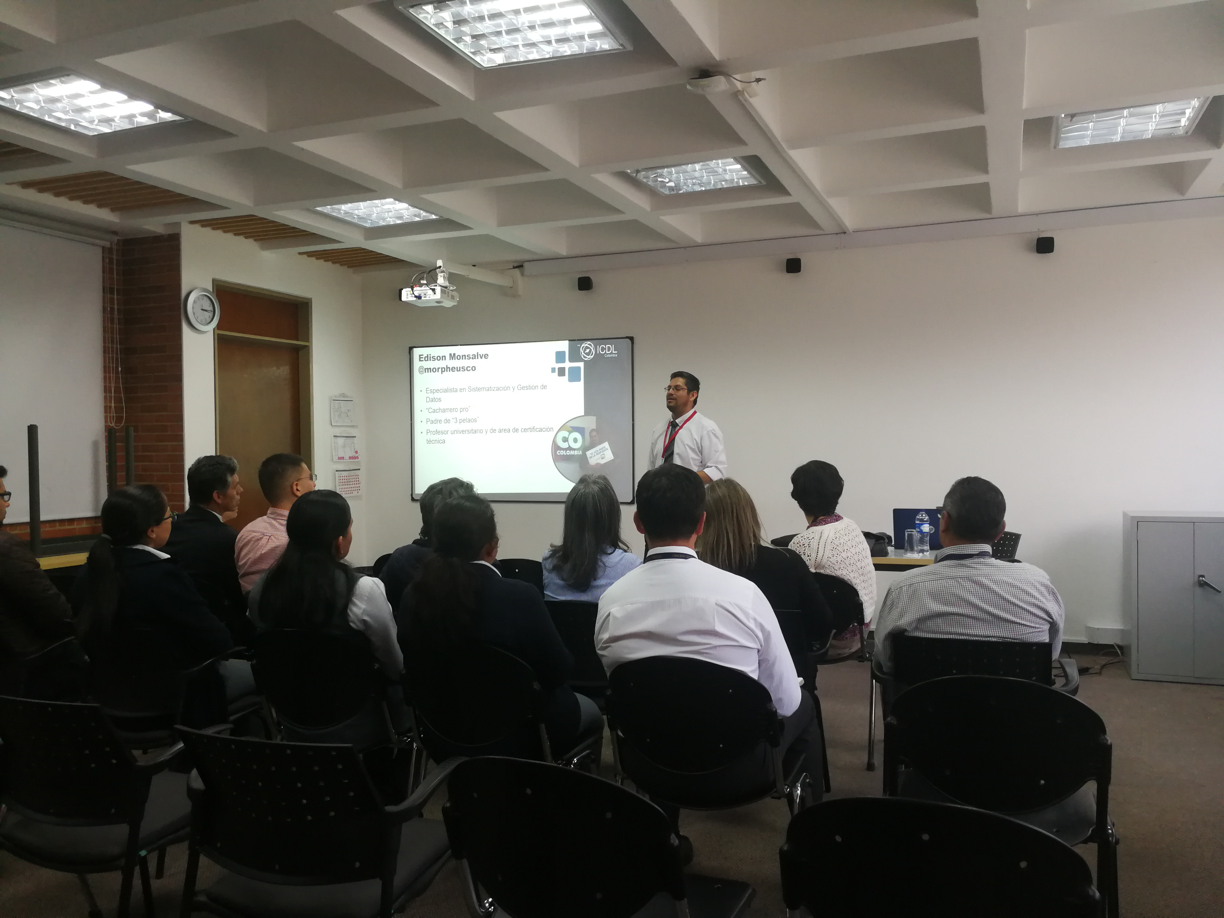 ICDL Colegios - Colegio Andino