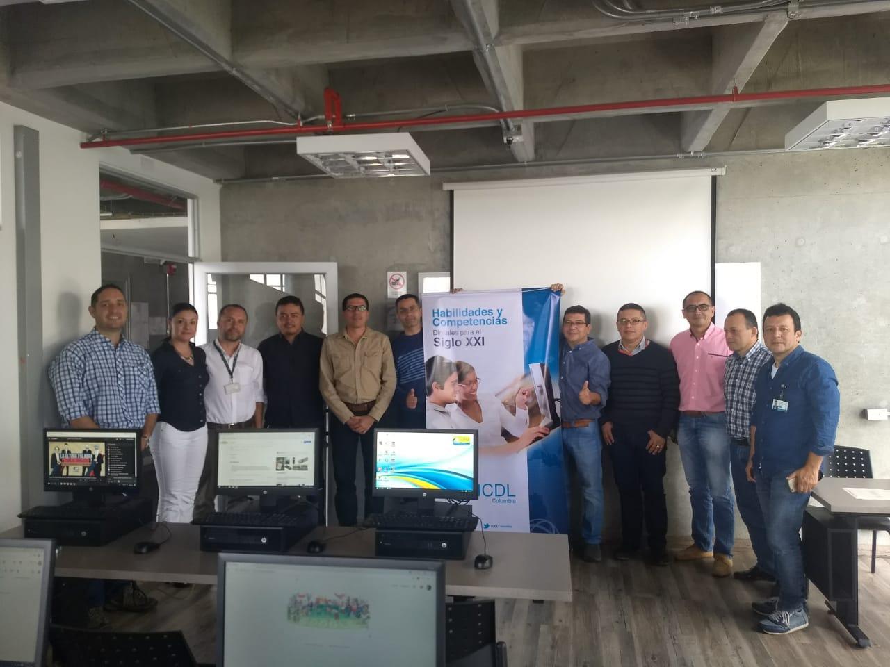 Coordinadores SENA 2018 4