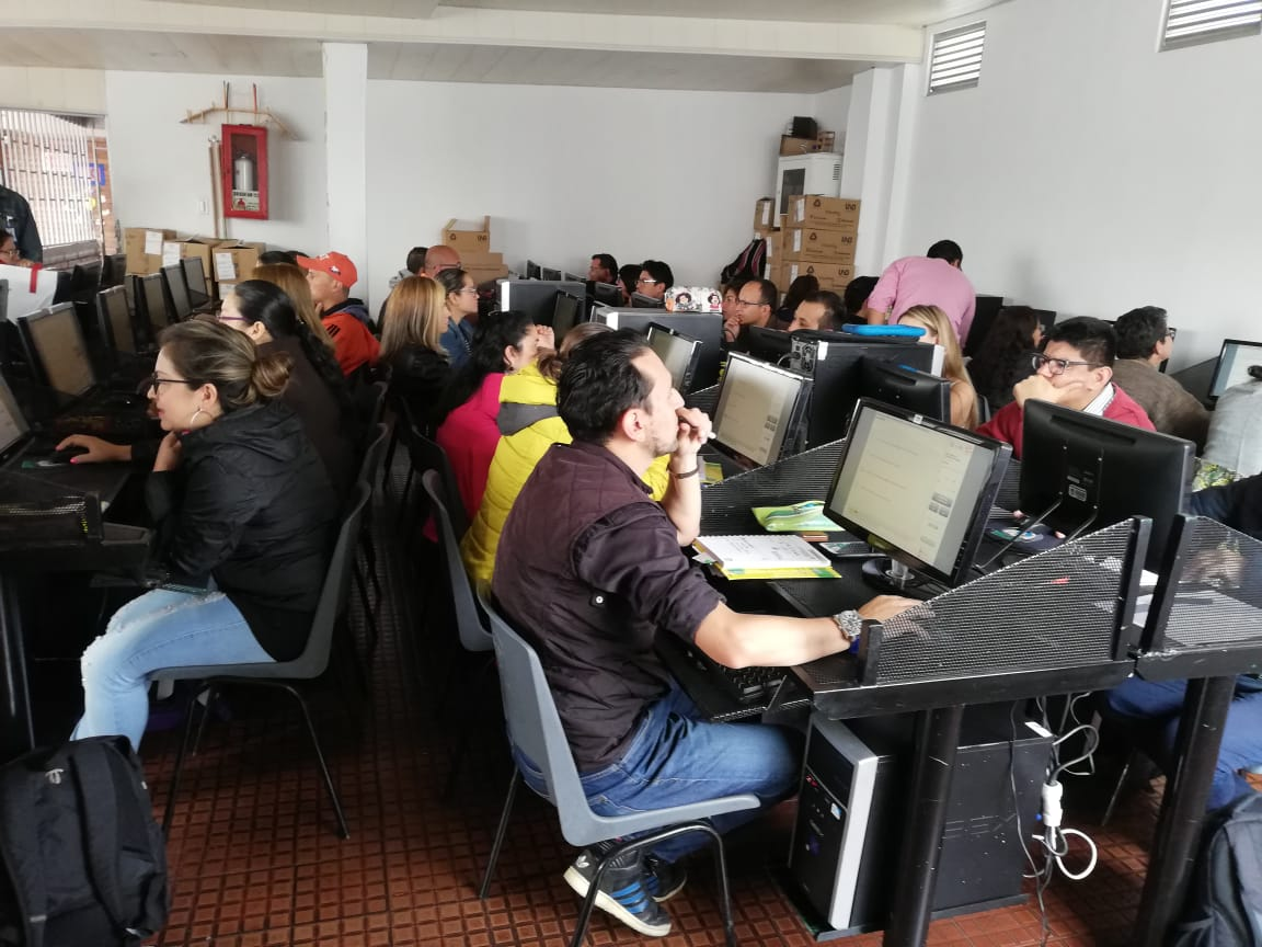 ICDL - Colegio Superior Americano 2