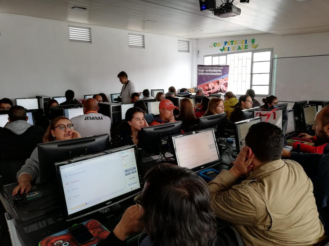 ICDL - Colegio Superior Americano 3
