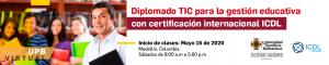 Diplomado TIC UPB Banner 2020