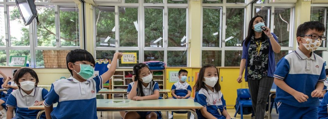 Lecciones que deja la reapertura de escuelas en Hong Kong y su posterior cierre
